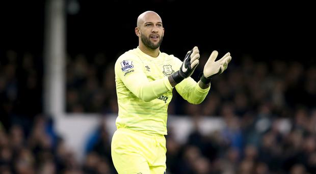 Tim Howard will leave Everton in the summer