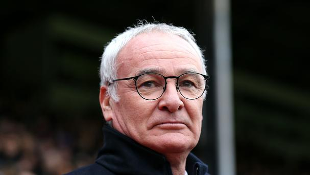 Leicester City manager Claudio Ranieri has kept the pressure from building on his team