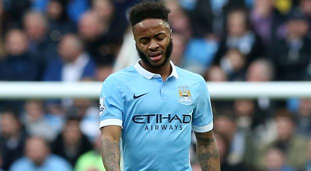 Raheem Sterling could be sidelined by a groin injury for six to eight weeks