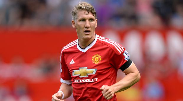 Schweinsteiger appears an obvious candidate to be moved on. Photo: PA News