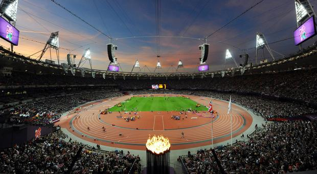 The capacity for West Ham matches at the Olympic Stadium has been increased to 60,000
