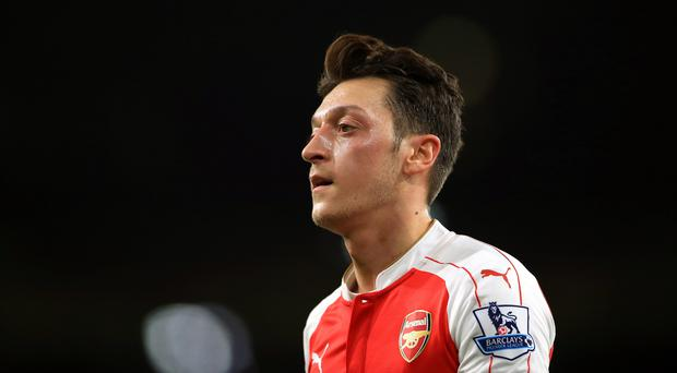 Mesut Ozil wants Arsenal to go on a winning streak