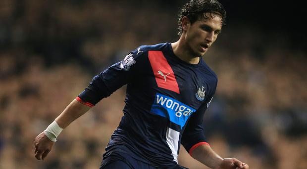 Newcastle defender Daryl Janmaat, pictured, is putting his faith in new boss Rafael Benitez