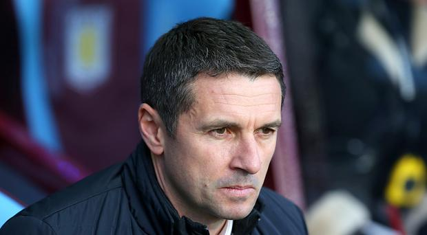 Remi Garde has left Aston Villa