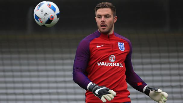 England goalkeeper Jack Butland is almost certain to miss Euro 2016