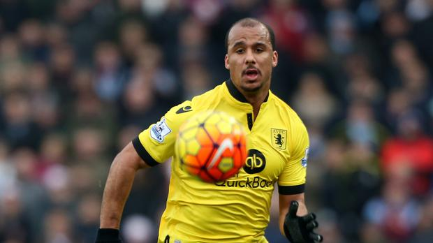 Gabriel Agbonlahor will not feature against Chelsea