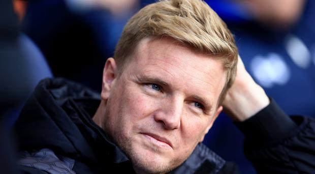 Eddie Howe hopes his Bournemouth players have learned from their loss at the Etihad Stadium