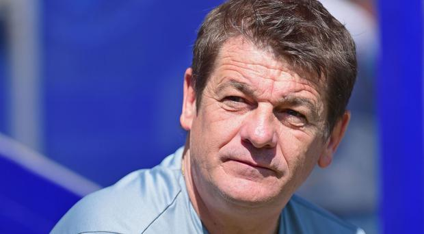 John Carver has applied for the Aston Villa job