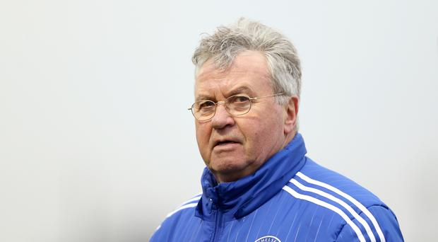 Chelsea manager Guus Hiddink will give youth a chance between now and the end of the season