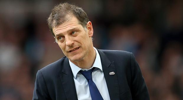 Slaven Bilic's men dropped two points in their push for the Champions League