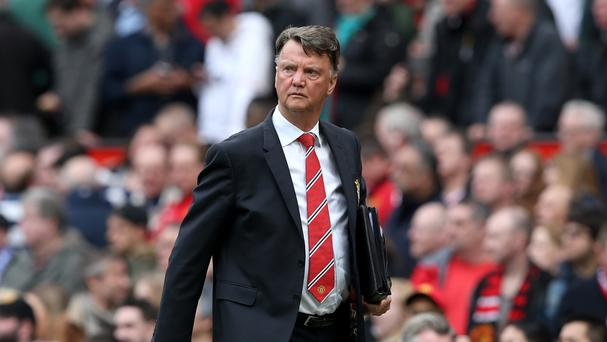 Louis van Gaal's Manchester United moved back within a point of fourth-placed Manchester City
