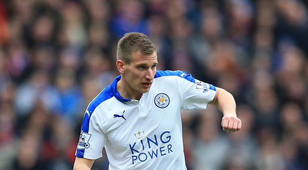 Marc Albrighton has helped Leicester go seven points clear at the Premier League summit