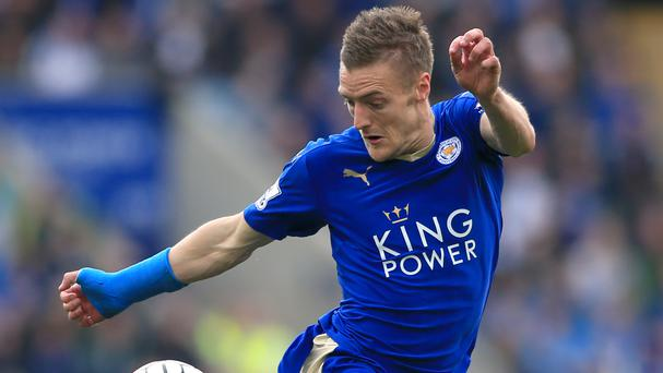 Jamie Vardy's one-year-old daughter was the subject of Twitter abuse