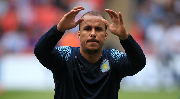 Aston Villa will take no further action against Gabriel Agbonlahor