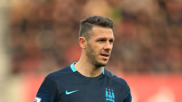 Manchester City's Martin Demichelis is not contesting an FA charge over alleged betting offences