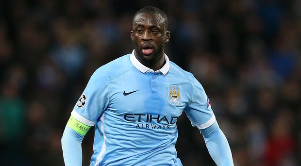 Yaya Toure wants to stay in the Premier League