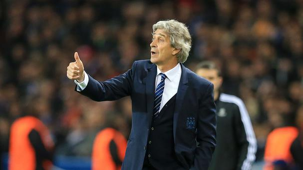Manuel Pellegrini could be set for a move to Valencia