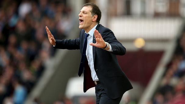 Slaven Bilic is targeting victory against Arsenal to keep West Ham's top-four ambitions on track