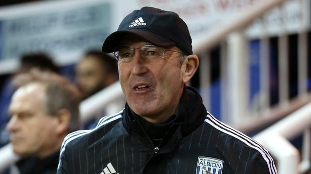 West Brom boss Tony Pulis signed a two-and-a-half-year deal when he joined the club in January 2015