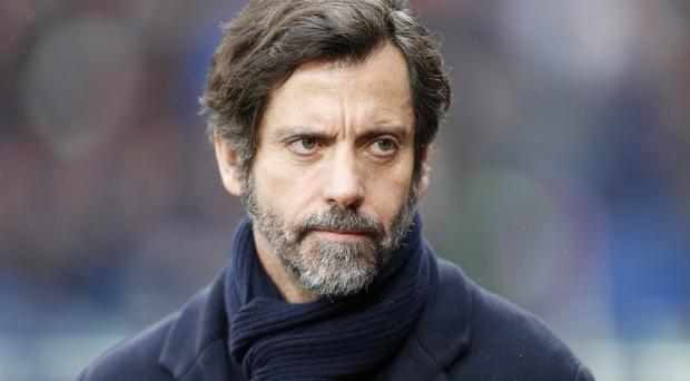 Quique Sanchez Flores is keen for Watford to bounce back from four straight league defeats