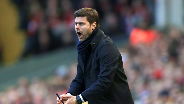 Mauricio Pochettino believes Tottenham can still win the title