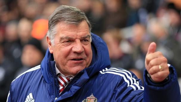 Sam Allardyce hopes his Sunderland side can become the fourth team to beat Leicester this season
