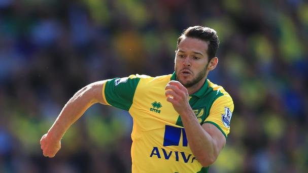 Norwich and Matt Jarvis are battling the drop