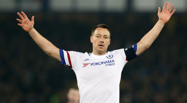 Chelsea's John Terry is hoping to speed up his healing process.