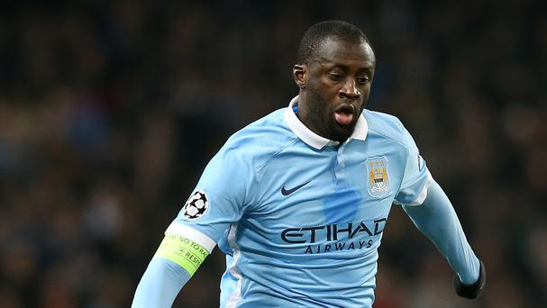 Yaya Toure's future has been the subject of speculation