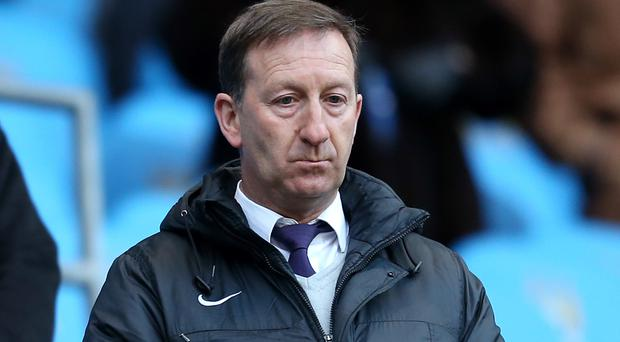 Chairman Huw Jenkins has said the proposed takeover of Swansea by an American consortium would help the Barclays Premier League club progress on and off the field