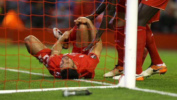 Liverpool's Emre Can had a scan on Friday and the details are expected to be known in the next 24 hours