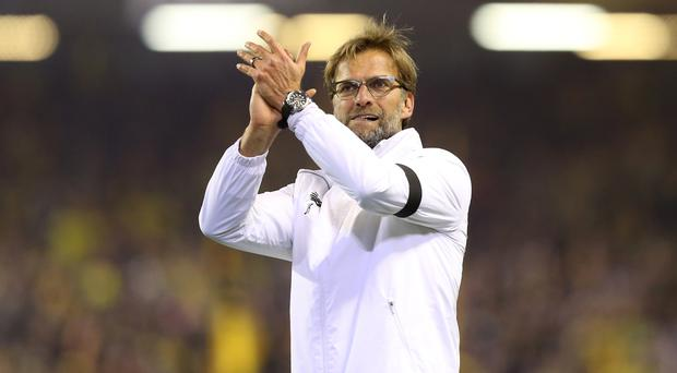 Liverpool manager Jurgen Klopp will hope to get his side past Villarreal in the semi-final