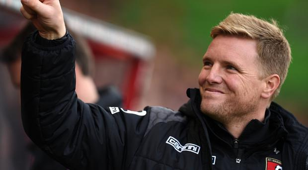 Eddie Howe wants focus from his Bournemouth side over the final five games