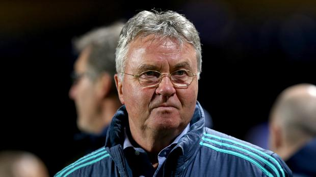 Guus Hiddink feels 'a little bit empty' with no silverware to chase