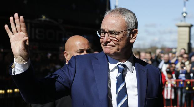 Leicester manager Claudio Ranieri has taken the Foxes to the top of the Barclays Premier League