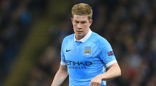 Kevin De Bruyne has enjoyed a fine first season at Manchester City