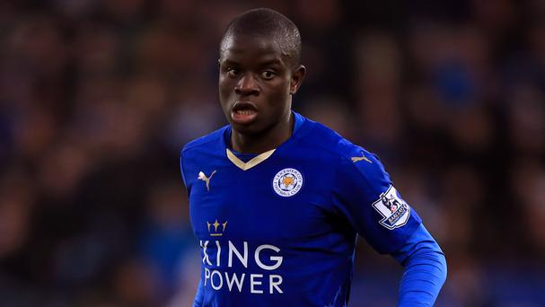 N'Golo Kante has starred for Leicester this season - but he could have been playing for West Ham