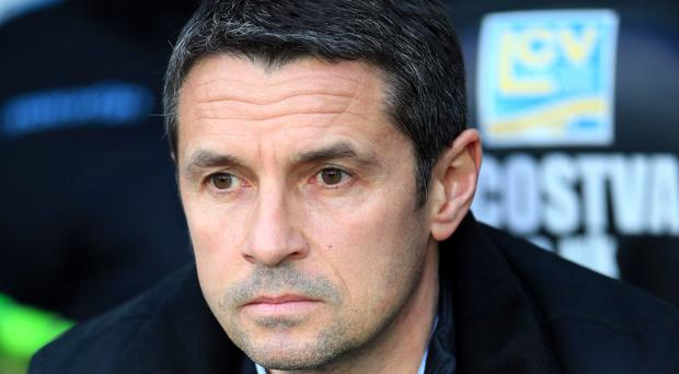 Ex-boss Remi Garde won just three of his 23 matches in charge before leaving in March