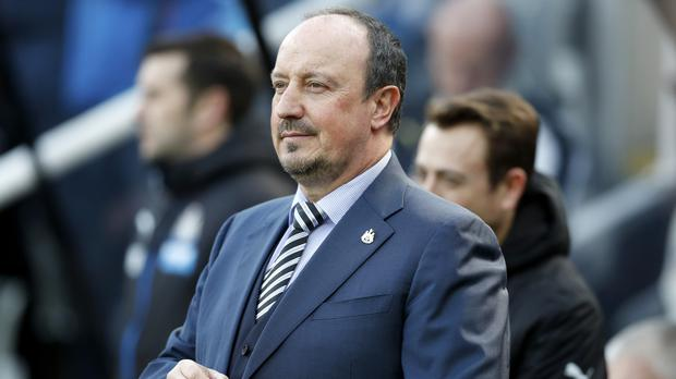 Newcastle manager Rafael Benitez celebrated his 56th birthday with a 3-0 victory over Swansea
