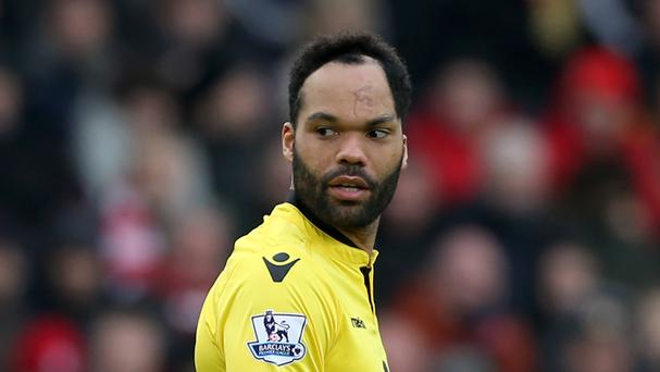 Aston Villa defender Joleon Lescott says the club's relegation from the Barclays Premier League has come as a relief.