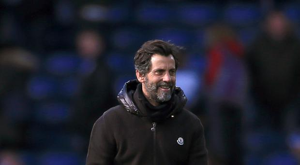 Watford manager Quique Sanchez Flores is keen to give squad members a chance to shine before the end of the season