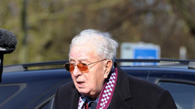 Sir Doug Ellis believes Villa can bounce straight back to the Premier League