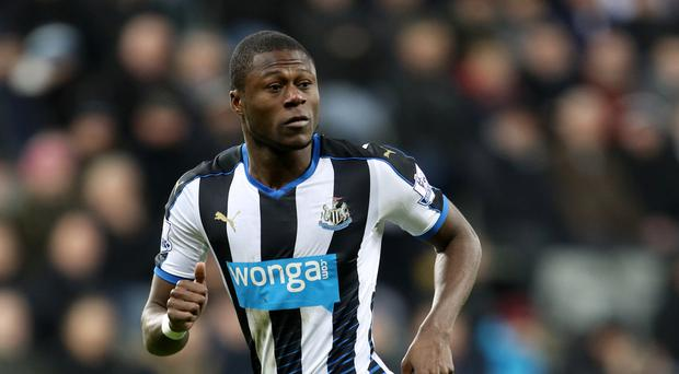 Newcastle defender Chancel Mbemba, pictured, is relishing the opportunity to work under manager Rafael Benitez