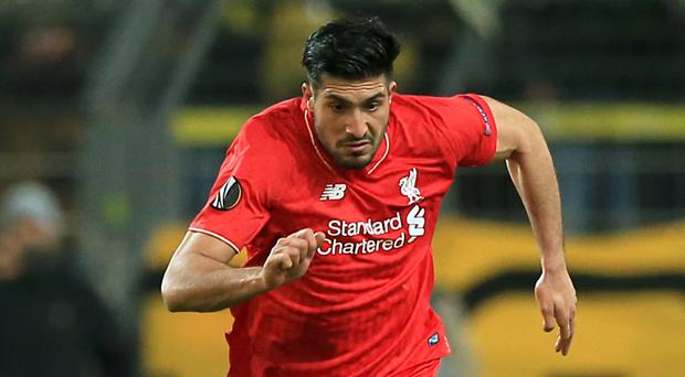 Emre Can is confident his ankle injury will not affect his Euro 2016 chances