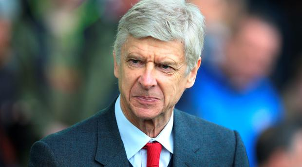 Arsenal's Arsene Wenger. Photo: Getty
