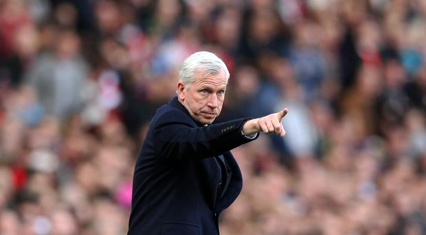 Crystal Palace manager Alan Pardew recognises he made mistakes which contributed to his team's poor run of form
