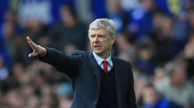 Arsene Wenger's current Arsenal contract runs until 2017