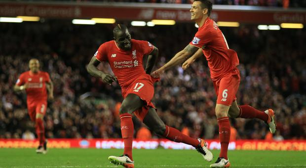 Liverpool handed down the punishment to Everton in the Merseyside derby