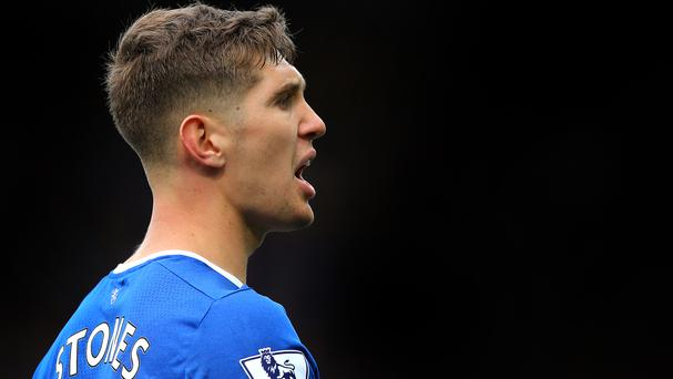 Everton's John Stones remains on Chelsea's radar