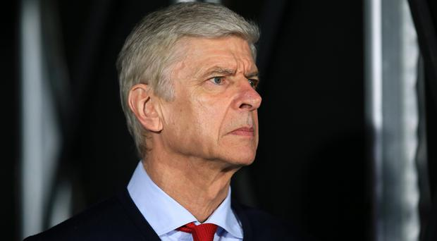Arsene Wenger saw his side beat West Brom but he remains under pressure